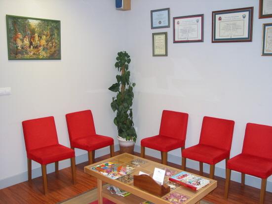sala de espera GR